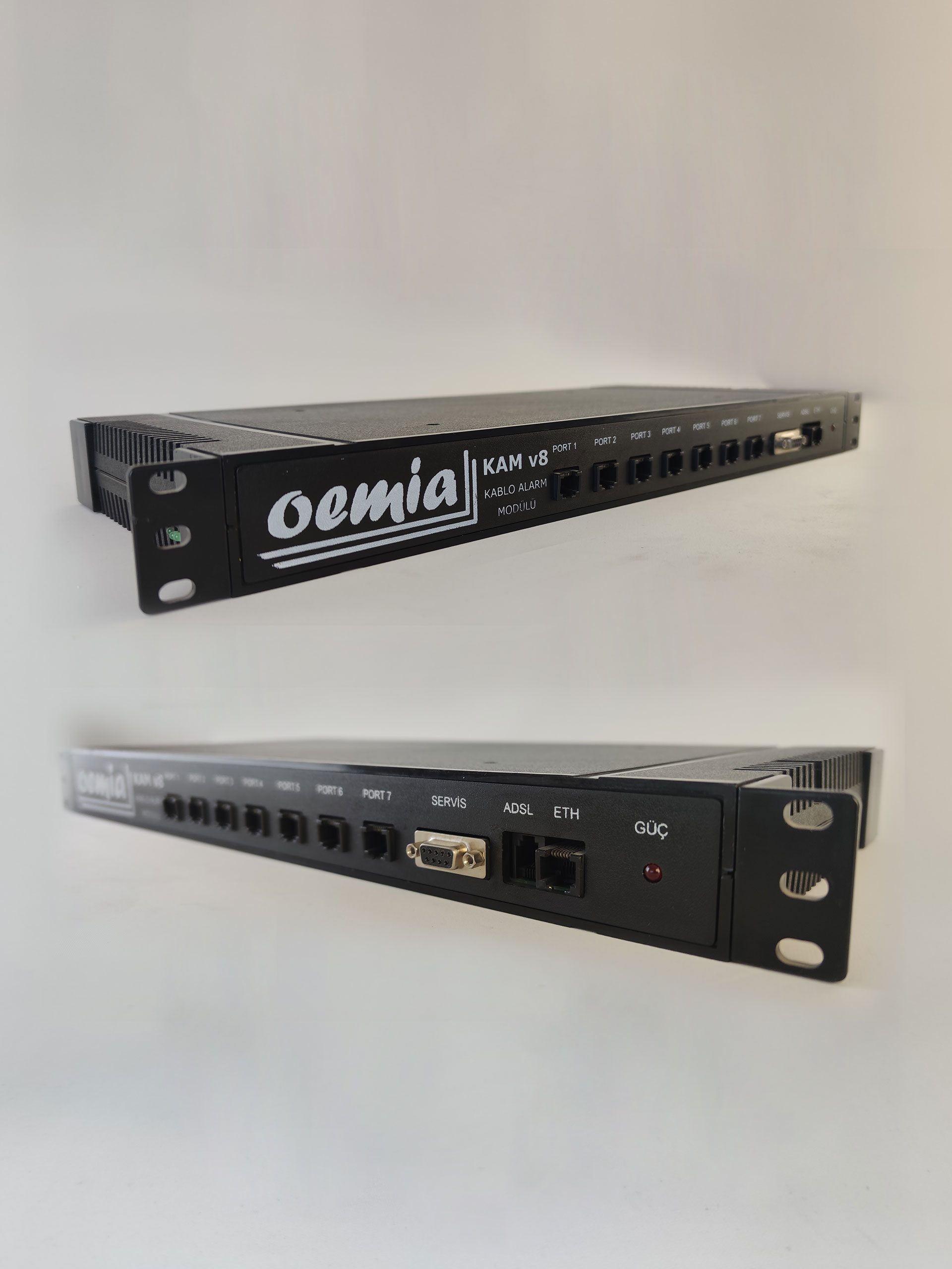 Kablo Alarm Modulü